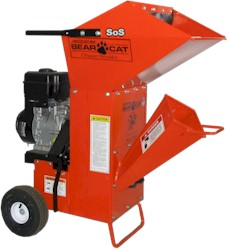 Bear Cat Chipper Shredders