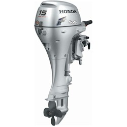 Honda 9 to 15 hp outboard motors