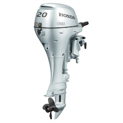 Honda 20 to 30 hp outboard motors