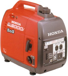 Honda Inverter Series Generators