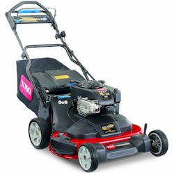 Toro Wide Cut Time master mowers