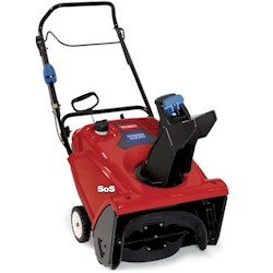 Toro Push Type Single Stage snowthrowers