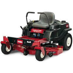 Toro Zero Turn Tractor Mowers