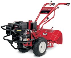 Troy Bilt Horse and Big Red 10hp Garden Tillers