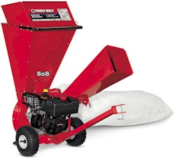 Troy bilt Chipper Shredders