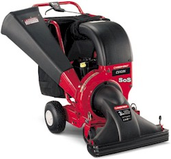 Troy Bilt Lawn Leaf Vacuums
